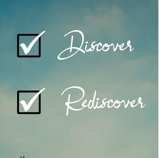 Discover, Rediscover