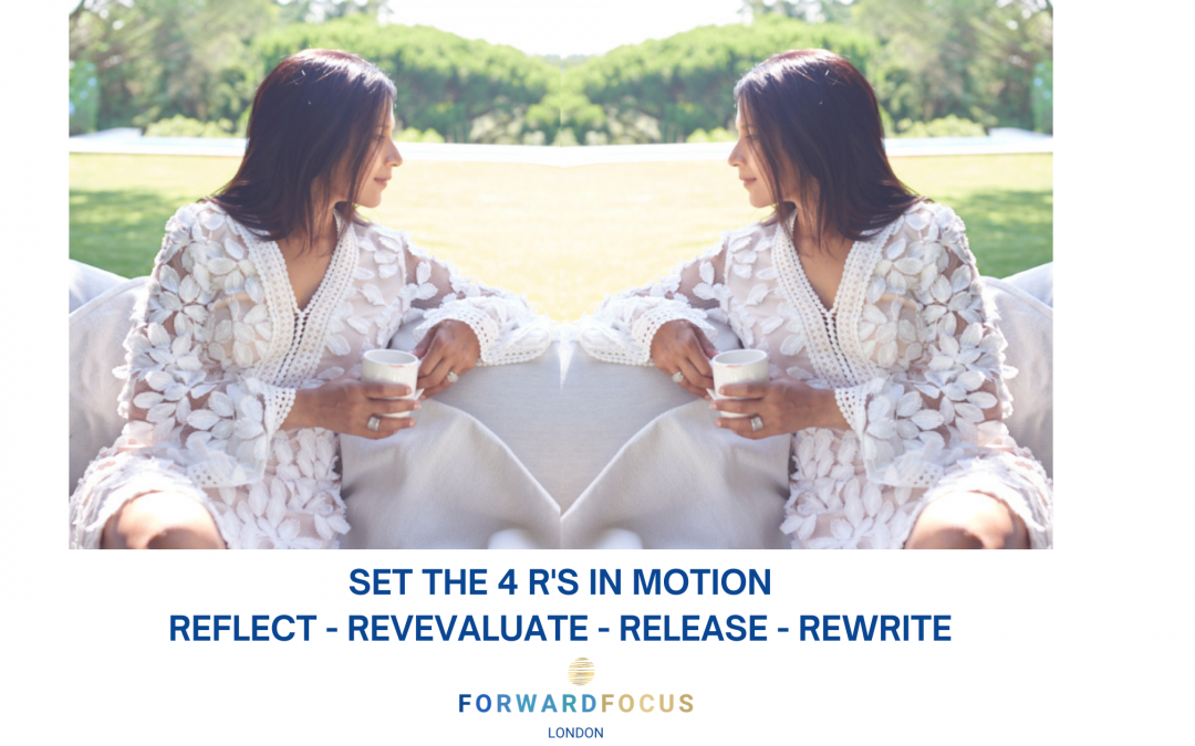 Reflect,Reevaluate and Rewrite the Life you Want